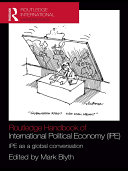 Routledge Handbook of International Political Economy (IPE)
