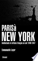 Paris à New York