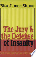 The Jury And The Defense Of Insanity
