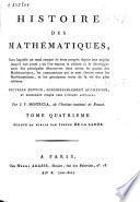 Histoire des mathématiques ...