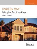 Florida Real Estate Principles  Practices and Law  33rd Edition
