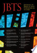 Journal Of Biblical And Theological Studies Issue 3 1