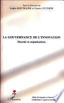 La gouvernance de l'innovation