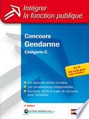 Concours Gendarme