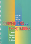 Conventions and Expectations