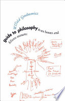 A Guide To Philosophy In Six Hours And Fifteen Minutes : reflects on seven great philosophers....