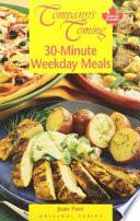 30 Minute Weekday Meals