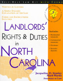 Landlords  Rights and Duties in North Carolina