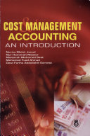 Cost & Management Accounting - An Introduction