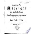 Hannoversche Anzeigen