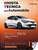 Manuale di riparazione Renault Clio IV