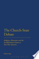 The Church State Debate