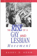 The Rise of a Gay and Lesbian Movement