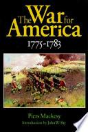 The War for America Book PDF