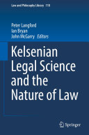 download ebook kelsenian legal science and the nature of law pdf epub