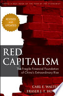 Red Capitalism : not it will be able...