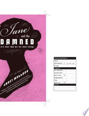 Jane and the Damned: A Novel - ISBN:9780062013958