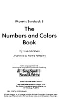 The numbers and colors book