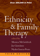 Ethnicity and Family Therapy, Third Edition