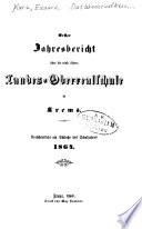 Jahresbericht über die niederösterreichische Landes-Oberrealschule und die damit verbundene Landes-Handelsschule in Krems
