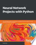 Neural Network Projects With Python