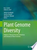 Plant Genome Diversity Volume 2 Book PDF