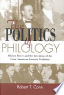 The Politics of Philology