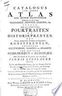 Catalogus van eenen atlas der Zeven Provintien. Bestaande in circa 8000 tekeningen, prenten, kaarten [...]. Alles verzameld en nagelaten door de heere Floris Lynslager [...]. Welke [...] verkogt zullen worden, op maandag den 19 october 1778