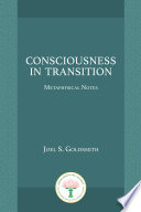 Consciousness In Transition