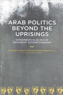 Arab Politics Beyond The Uprisings