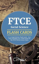 FTCE Social Science 6 12 Rapid Review Flash Cards