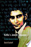 Kafka s Jewish Languages