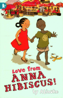 Love from Anna Hibiscus Book Cover