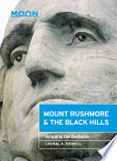 Moon Mount Rushmore   the Black Hills