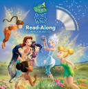Disney Fairies  The Secret of the Wings Read Along Storybook and CD