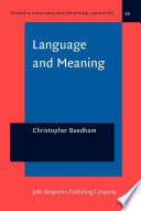 language-and-meaning