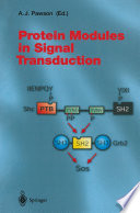 Protein Modules In Signal Transduction book