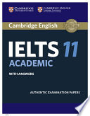 Cambridge IELTS 11 Academic Student s Book with Answers