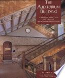 The Auditorium Building