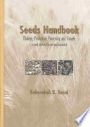 Seeds Handbook Bestselling Seeds Handbook Biology Production Processing And Storage