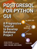 Postgresql For Python Gui