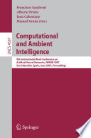 Computational And Ambient Intelligence book