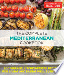 The Complete Mediterranean Diet Cookbook