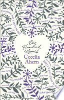 One Hundred Names (Special Edition) by Cecelia Ahern