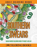Adult Coloring Books  Southern Swears