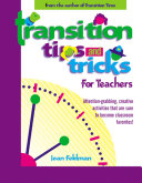 Transition Tips and Tricks for Teachers Book PDF