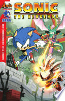 "Sonic The Hedgehog #281 : fire"" part one: sonic and the..."