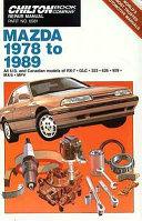 Chilton Book Company repair manual