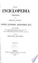 Nuova enciclopedia italiana  Testo