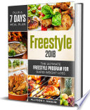 Freestyle 2018 The Ultimate Freestyle Program 2018 For Rapid Weight Loss Plus A 7 Days Meal Plan